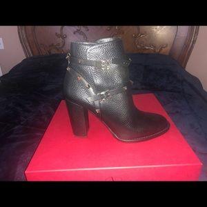 Valentino studded boots